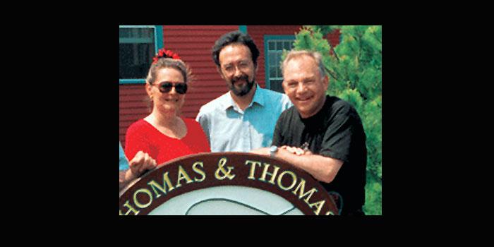 Heidi, Tom Moran und HRH